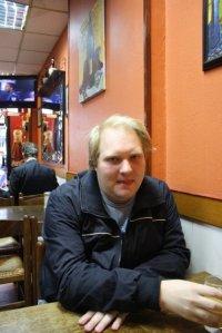 Finn fem feil. Dette er meg, høsten 2009.